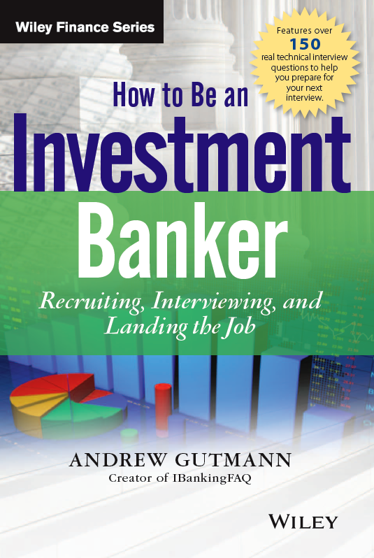 how to get a job in investment banking